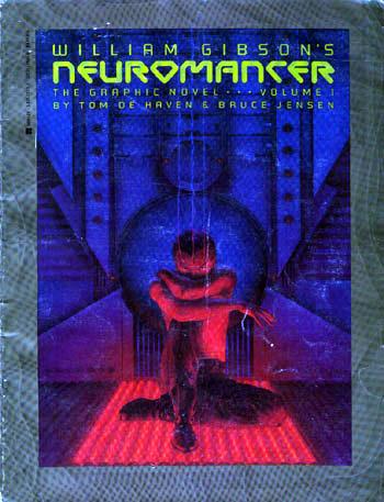 neuromancer graphic novel pdf
